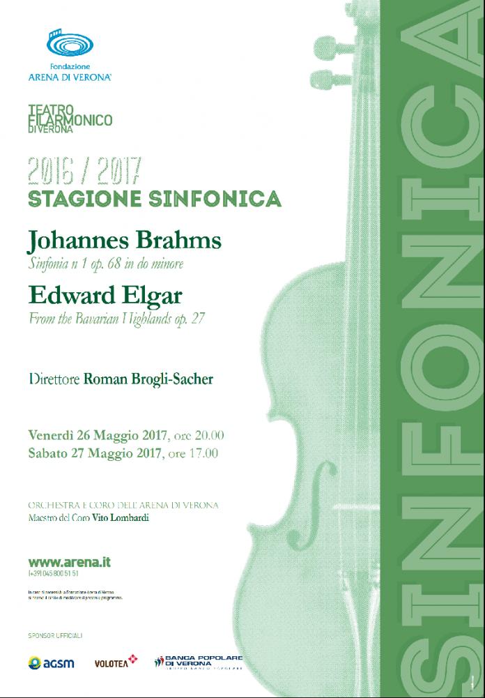 Arena di Verona stagione sinfonica