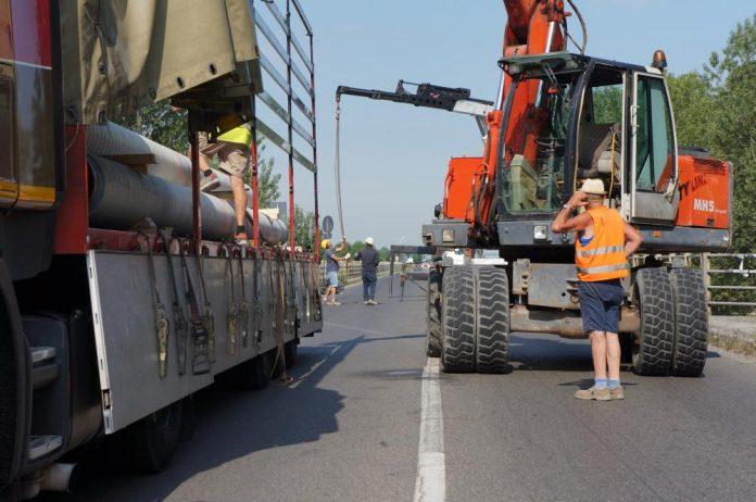 Dal 31 maggio al 14 settembre chiuso il ponte sul Trebbia