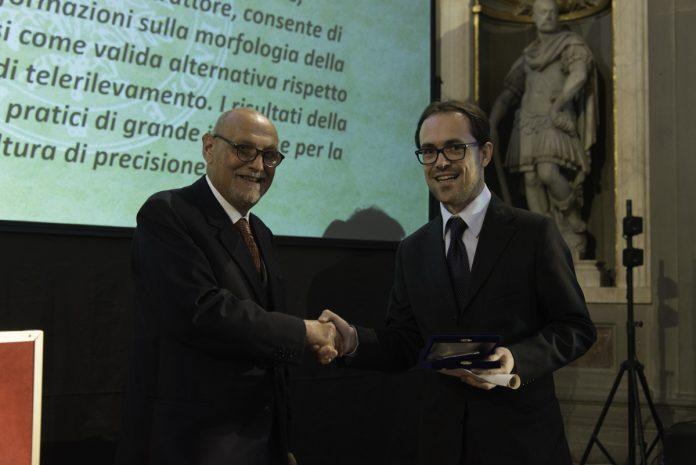 Il ricercatore piacentino Matteo Gatti premiato dai Georgofili