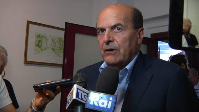 Pierluigi Bersani: Il Pd ha portato il centrosinistra al disarmo