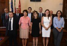 Presentata la nuova giunta comunale di Piacenza. Due donne al comando