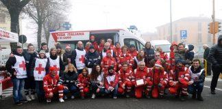La Croce Rossa organizza un corso per nuovi volontari a Cadeo