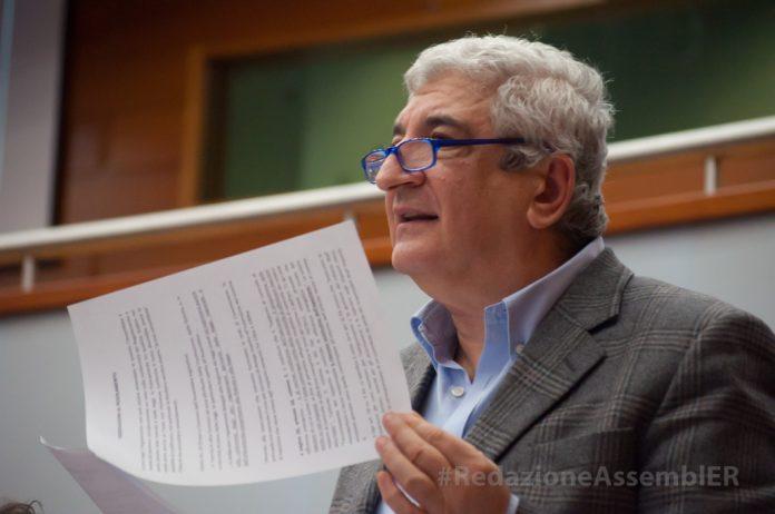 Consigliere regionale Tommaso Foti