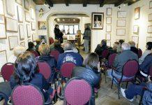 Gianfranco Asveri partecipa ad iniziativa benefica presso la casa del giovane Verdi