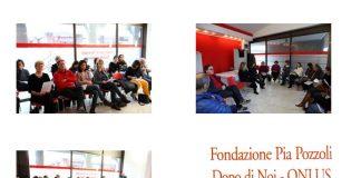 """Fondazione Pia Pozzoli """"Dopo di noi"""" ciclo incontri"""