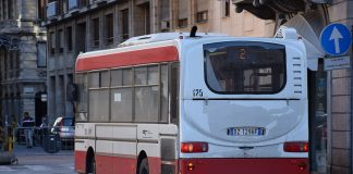 Autobus Seta Piacenza