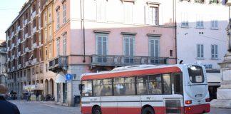 Autobus di Seta a Piacenza