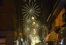 Natale a Piacenza via XX Settembre