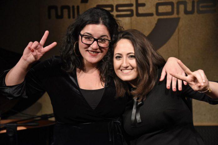 """Manuela Ciunna e Roberta Sava vincitrici Concorso Nazionale """"Chicco Bettinardi"""