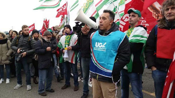 striscioni pro marcia su roma, il commento di Pino de Rosa (Ugl)