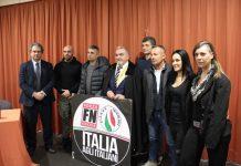Roberto Fiore a Piacenza