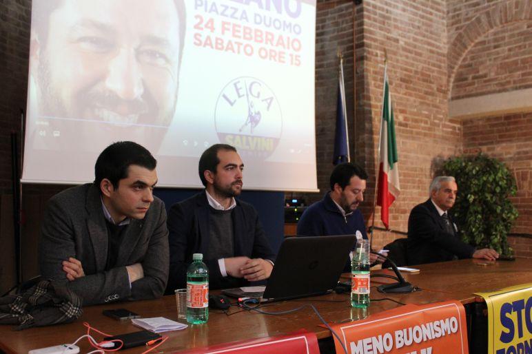 Anonymous, hackerati Lega e Salvini: online 70 mila email