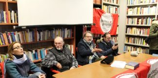 Giorgio Cremaschi alla Coop Infrangibile