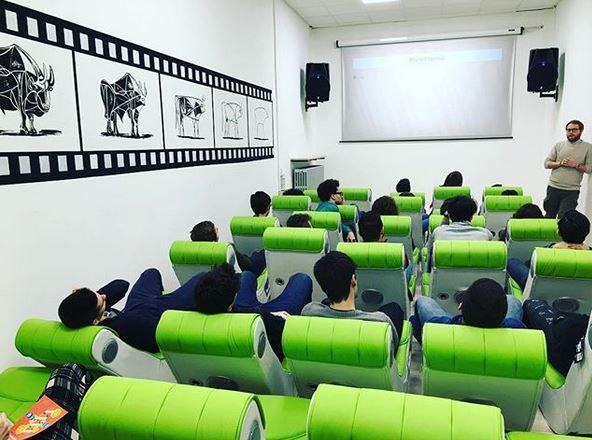 Il nuovo cinema del Liceo Gioia di Piacen za