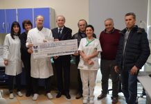 Donazione Cantina Valtidone alla ricerca sul cancro