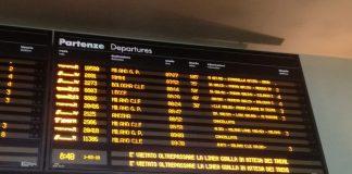 Fortissimi ritardi sulla rete ferroviaria della Via Emilia