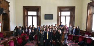 Studenti bosniaci in visita a Piacenza