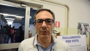 Manuel Mantovani segretario Kosmo Pallanuoto