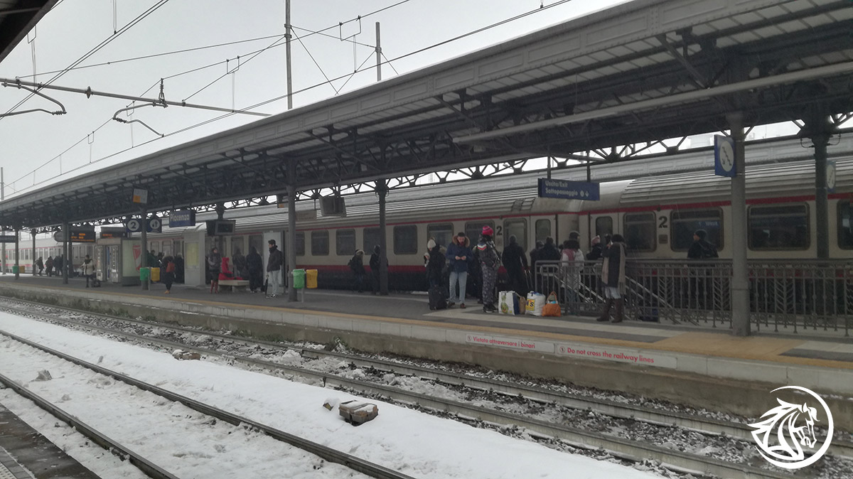 Maltempo, riaperta l'A1 tra Milano e Bologna chiusa per pioggia gelata