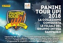 Panini Tour Up! 2018