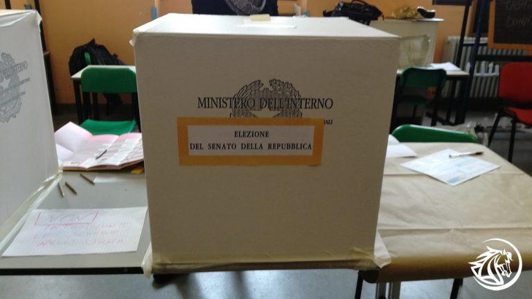 Affluenza ore 23 a Piacenza e provincia