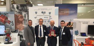 Il sindaco di Fiorenzuola in visita alla Biffi Italia