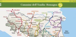 Cammini per viandanti in Emilia Romagna