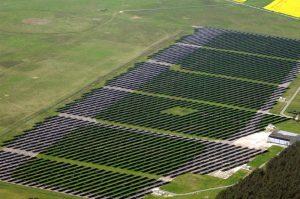 Ex-Areoporto-Sachsen trasformato in un impianto fotovoltaico
