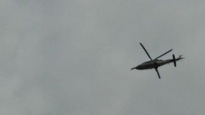 Droga, blitz dei Carabinieri a Piacenza con elicottero dell'Arma