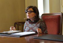 Patrizia Barbieri esprime solidarietà al finanziere ferito