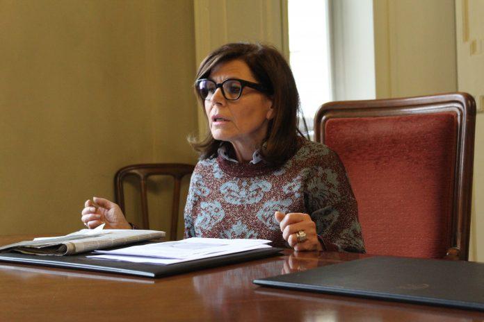 Patrizia Barbieri si difende sulla logistica