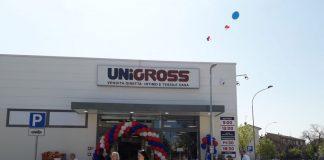 Inaugurato in corso Europa a Piacenza il negozio Unigross