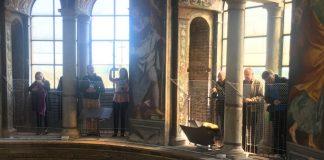 Operatori turistici visitano la Salita al Pordenone
