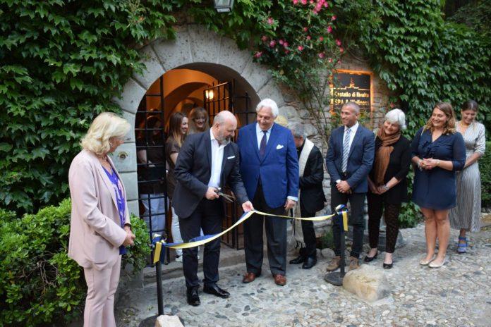 Inaugurata la nuova SPA del Castello di Rivalta (PC)