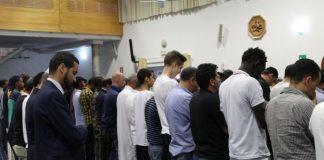 Iftar alla Comunità Islamica di Via Caorsana