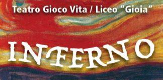 Studenti del Liceo Gioia rileggono l'Inferno di Dante