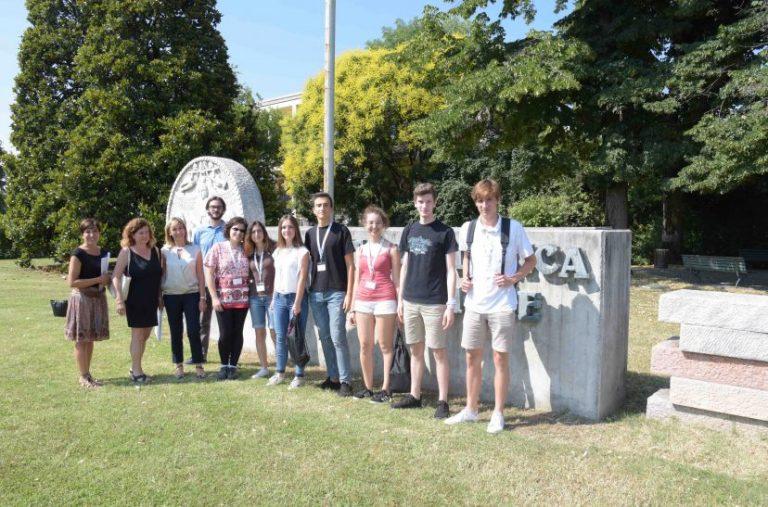 Summer Campus per gli studenti delle superiori