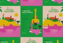 Sospesa l'attività estiva di Balera sulle mura di Propaganda 1984