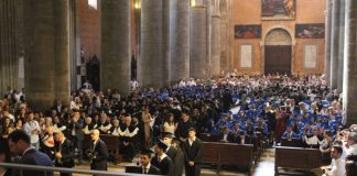 300 laureati in Cattedrale