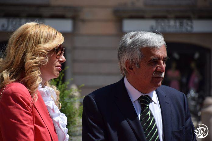 On. Elena Murelli e sen. Pietro Piasani