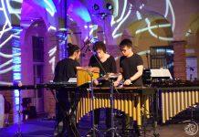 Tempus Fugit Percussion ensemble