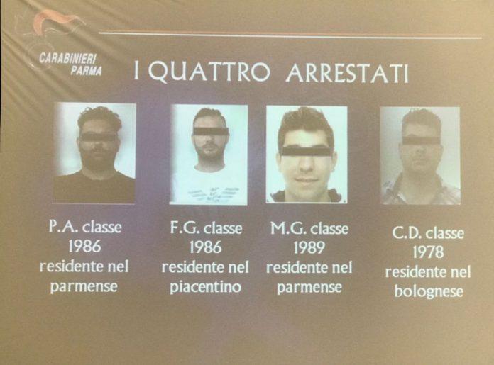 Sgominata banda che razziava abitazioni a Parma e Piacenza