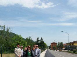 Riqualificazione del centro abitato di Lugagnano