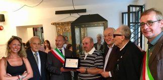 Inaugurata l'esposizione del bronzetto del Monte Alfeo