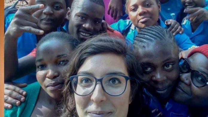 Cecilia Campioni candidata al premio Giovane Volontaria Europea