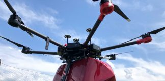 Drone Rescue Network prende il volo