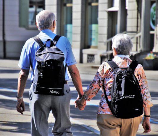 pensione in Italia, meglio al centro nord