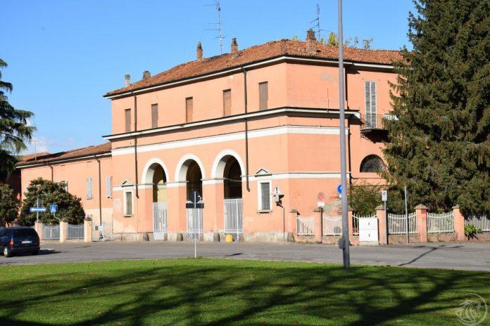Piazza Cittadella Piacenza