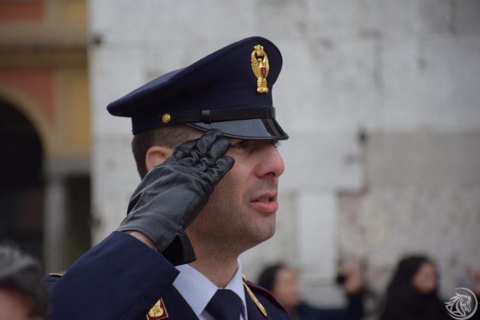 212 agenti di Polizia hanno giurato stamattina in Piazza Cavalli