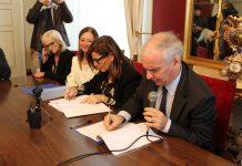 Siglato un importante protocollo in Prefettura con il prefetto Falco e la sindaca Barbieri